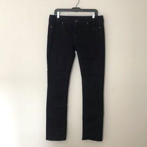 Buffalo Cigarette Jeans (deep navy/purple)